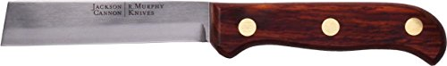 R. Murphy - Jackson Cannon Bar Knife - Professional Bartender Knife - Cuts Garnishes, Removes Seeds - Made in USA