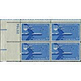 U.S. AIR FORCE ~ B-52 Stratofortress ~ AIR MAIL #C49 Plate Block of 4 x 6¢ US Postage - Mail Postage Us Stamps Air