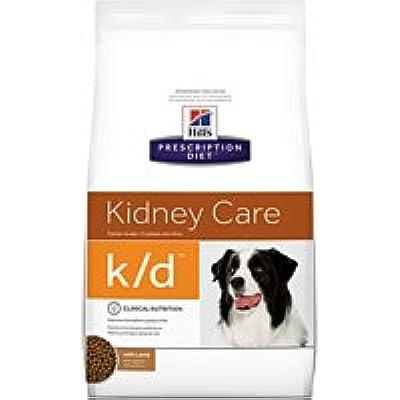 HILL'S PRESCRIPTION DIET k/d Kidney Care with Lamb Dry Dog Food, 17.6 lb Bag
