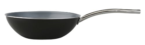 Stir Fry Pan in Black