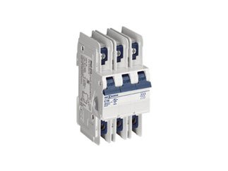 Altech Corporation 3C15ul Ul Series 3 Pole 15 A C Trip Thermal Magnetic Miniature Circuit Breaker   1 Item S
