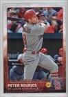 Slc Base (Peter Bourjos (Baseball Card) 2015 Topps St. Louis Cardinals - [Base] #SLC-13)