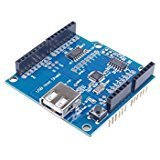 LM YN USB Host Shield for Arduino UNO MEGA 2560 1280 Support Google Android ADK USB HUB