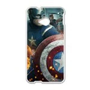 Malcolm The Avengers Phone Case for HTC One M7 case