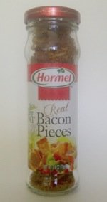 Hormel, Real Bacon Toppings, 2.8oz Bottle (Pack of 3) - Bacon Real Pieces