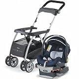 Chicco Keyfit Caddy & Keyfit 30 Infant Car Seat - Pegaso