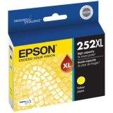 T252XL420 (252XL) DURABrite Ultra High-Yield Ink, Yellow (Epson Ink T252)