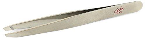 SEKI EDGE SS-513- Stainless Steel Slant - Glasses Hold On To Something Face