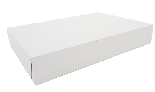 c4398f1f7d7 3. Southern Champion Tray 1024 Premium Clay Coated Kraft Paperboard White  Donut Box