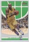 Lamar Odom #/99 (Basketball Card) 2005-06 Topps Finest - [Base] - Green Refractor #46
