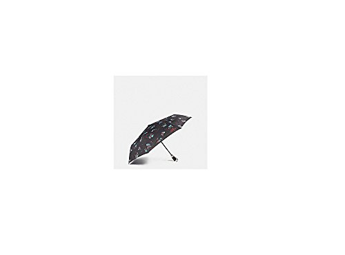 COACH Compact Folding Umbrella Bird