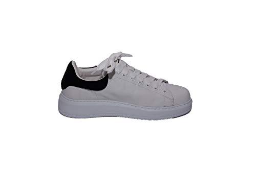 Donna Velour Sneaker Rucoline 40 nero Bianco v8T7xxqwf