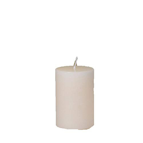 (Flamingogogo Smokeless Classical Pillar Candles Romantic Birthday Wedding Candle Aromatherapy Scented Candles,A8,5x10cm)