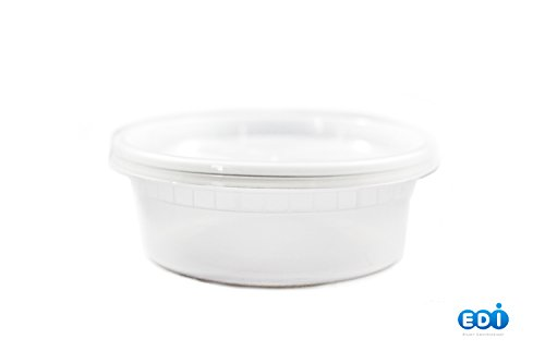 EDI Plastic Food Storage Containers product image
