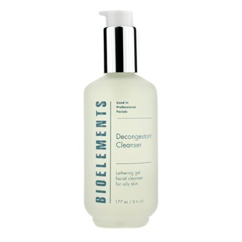 Bioelements Decongestant Cleanser (For Oily Very Oily Skin Types) 177ml/6oz