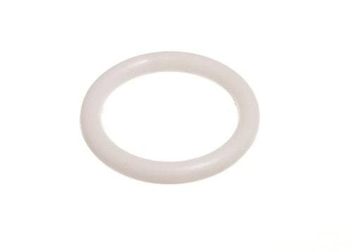 2000 X Curtain Blind Upholstery Rings 19Mm Id White Plastic by DIRECT HARDWARE