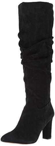 Franco Sarto Women's L-Artesia Knee High Boot Black 9 M US (High Boots)