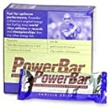 PowerBar High Performance Energy Bars, Vanilla Crisp 12-pack