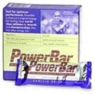 PowerBar High Performance Energy Bars, Vanilla Crisp 12-pack