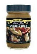 Walden Farms Garlic Herb Pasta Sauce 12 Oz -Pack of 6 by Walden Farms