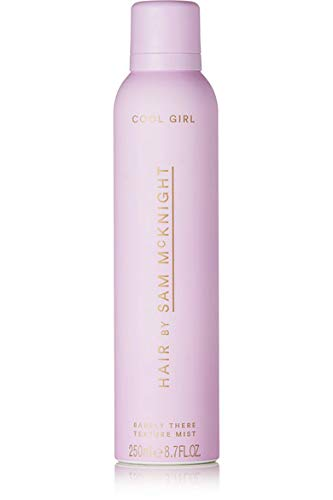(HAIR BY SAM MCKNIGHT Cool Girl Barely There Texture Mist, 250ml)
