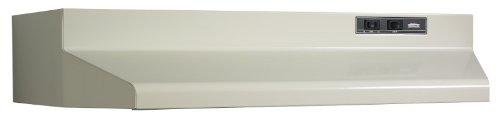 Broan 523002 Under-Cabinet Range Hood, 30-Inch 100 CFM, Bisque