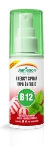 Jamieson Vitamin B12 Energy Spray-Peppermint, 58ml