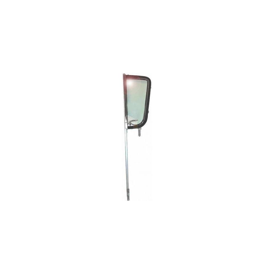 55 59 CHEVY CHEVROLET FULL SIZE PICKUP fullsize DOOR VENTILATOR TRUCK, Assy LH Side W/vent frame,glass,bracket & bar (1955 55 1956 56 1957 57 1958 58 1959 59) C00466702 3716601