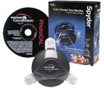 Software : COLORVISION Spyder ( Windows / Macintosh )