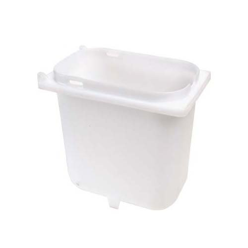 Server Products 82558 Fountain Jar, 2 quart Capacity, Standard, Shallow, Translucent - Translucent Jar Food