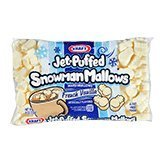 Kraft Jet-puffed Holiday Flavored Marshmallows (Snowman French Vanilla