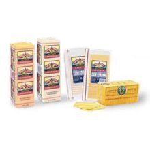 Land O Lakes American Yellow Deli Process Cheese Loaf - Sliced, 8 Ounce - 12 per case.
