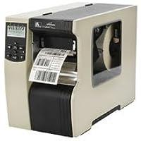 Zebra Technologies 112-801-00070 110XI4 Industrial Printer, RFID Ready, 4 Tabletop, 203 DPI, INT Zebra Technologies net 10/100, 16 SDRAM with ZPL II and XML