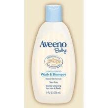 Amazon Com Johnson And Johnson Aveeno Baby Wash And