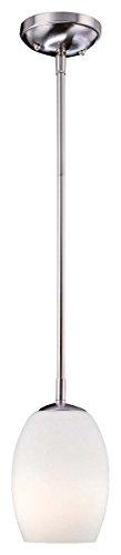 Minka Lavery 66-84-PL One Light Mini Pendant