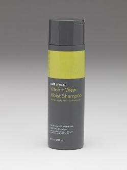 Price comparison product image Hair U Wear Wash + Wear Moist Shampoo (8.5floz)