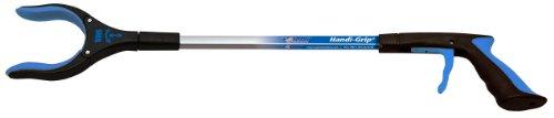 "RMS 26"" Handi Grip Grabber Reacher with Rotating Head (Blue)"
