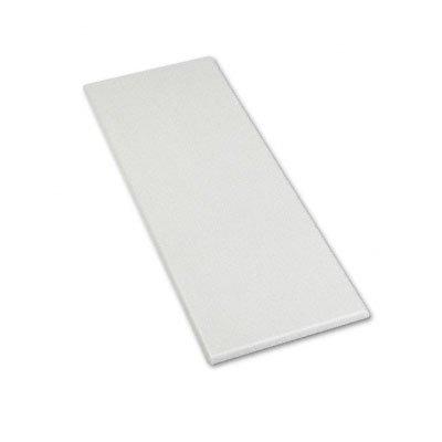 Iceberg ICE65057 Membrane Pressed Solid Composite Wood OfficeWorks Rectangular 23-1/2