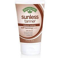 Nature's Gate Sunless Tanner-4 oz, 2 pack