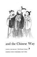Confucius and the Chinese Way., Creel, H.G.