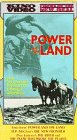 Power and the Land / King Vidor's Our Daily Bread / Pare Lorentz's The Plow That Broke the Plains (1936} / The River [VHS]