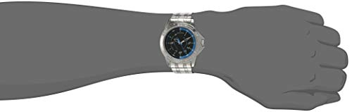 Sonata Analog Black Dial Men's Watch -NK77001SM01