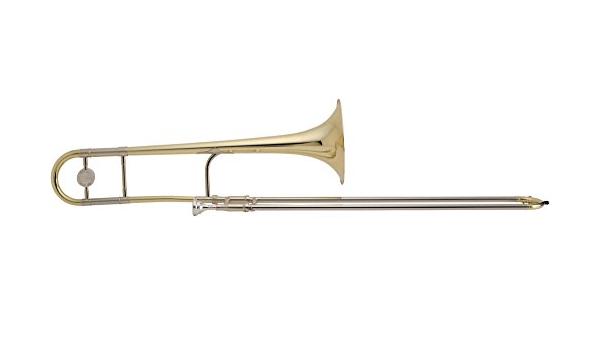 King 2102 2B Legend Series Trombone Lacquer Yellow Brass Bell