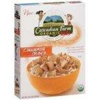 Cascadian Farm Cinnamon Crunch Cereal (6x10.3 oz.)