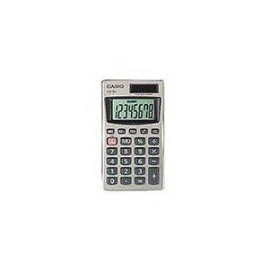 Casio HS-8V Hand-Held Solar Calculator from Casio