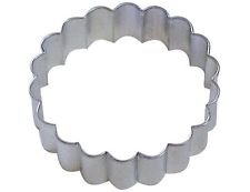 Fluted Scalloped Circle Cookie Cutter NEW!