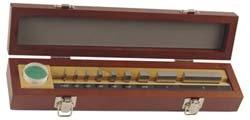 Mitutoyo 516-935-26 9pc.Rect.Gr.0 Noflat Mitutoyo Gage Block Set by mitutoyo