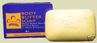Body Butter Soap Mango, Shea & Cocoa Butters ( Double Pack)