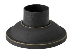 Hinkley Outdoor Mount - Hinkley 1304OZ Traditional Pier Mount from Pier Mount collection in Bronze/Darkfinish,