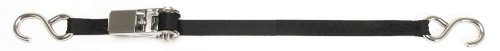 BoatBuckle Stainless Steel Ratchet Gunwale Tie-Down, 1-Inch x 18-Feet by BoatBuckle